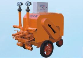 河北厂家直供新型双液砂浆泵   重磅推出 更耐用