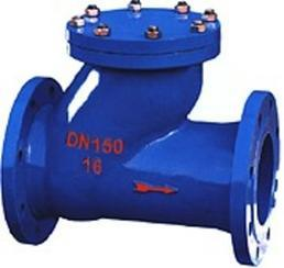 HQ41X-1.6球型污水止回阀