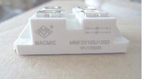 肖特基快恢复二极管模块MMF200S060DK2B