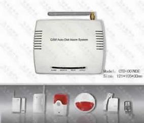 GSM移动电话报警器