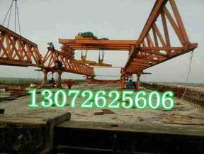 宁夏银川架桥机出租公司正线铺轨294公里