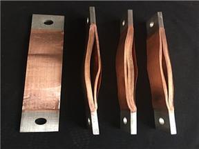 耐用配电柜铜软连接 铜片叠加大功率 大电流