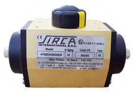 供应进口SIRCA气动执行器--气动阀