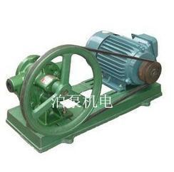 江门 泊威机电 厂家直销 MB-1-C 皮带轮泵 厂家