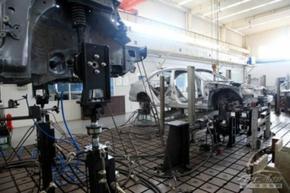 汽车铆焊平台