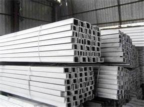槽钢生产厂家/舜辰镀锌sell/镀锌槽钢