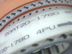 陶瓷磨边机带  陶瓷机械专用麦高迪同步带