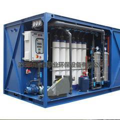 MBR一体化生活污水处理设备 50T/D
