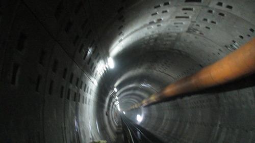 地铁隧道漏水堵漏