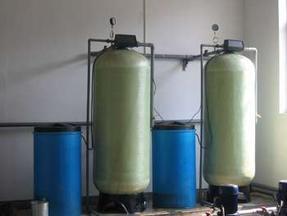 软水设备离子交换过滤器锅炉水垢处理设备