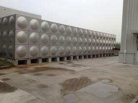 304组合方形不锈钢生活水箱