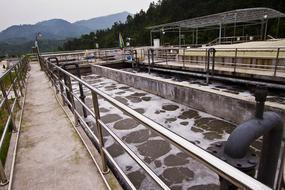 线路板厂电镀及线路板100T漂洗水回用处理工艺描述