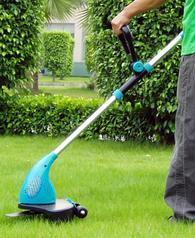 环保节能便携式割草机