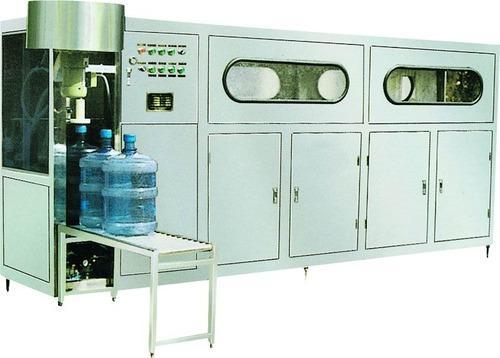 供应康师傅矿物质水桶装水灌装机设备90-120桶