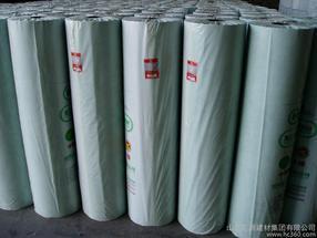 屋面桥梁专用聚乙烯丙纶高分子复合防水卷材 丙纶防水卷材