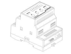 智能继电器模块6路10A(智能照明模块)