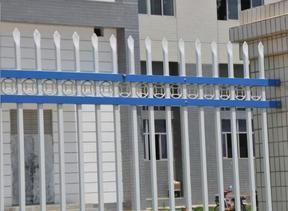 新建工厂外墙围栏