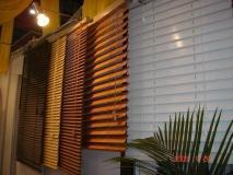 青岛木质百叶窗
