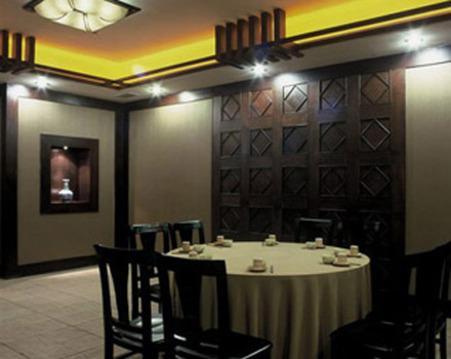 石家庄中式酒楼饭店餐饮行业装修设计