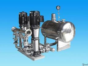 牡丹江无负压供水设备