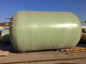 硫酸储罐厂家/瑞川玻璃钢sell/缠绕玻璃钢储