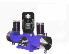 双头液压隔膜计量泵
