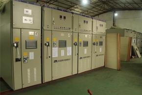 10KV高压电容补偿柜