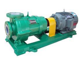 耐腐泵/磁力泵/CQF型氟塑料合金磁力泵