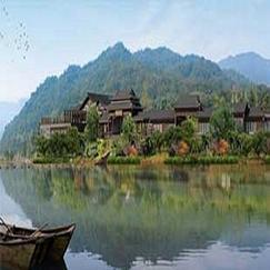 巴中南龛文化产业园远景设计研究院