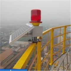 烟囱安装航空障碍灯