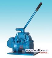 温州树盟牌手摇泵--BS-25便携式手摇泵