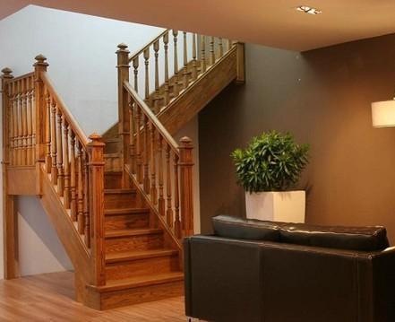楼梯 上海木楼梯 上海复式楼梯 中式楼梯收藏图片