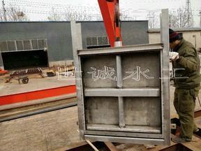 插板式钢闸门、插板闸门批量生产销售