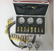 超高压压力表压力测试盒