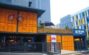 衡阳大小盒子集装箱建筑设计图信赖品牌集装箱房屋设计公司