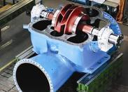 DSS低脉冲上浆泵纸浆泵双流道叶轮
