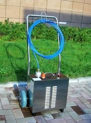 供应冷凝器清洗机1.5kw