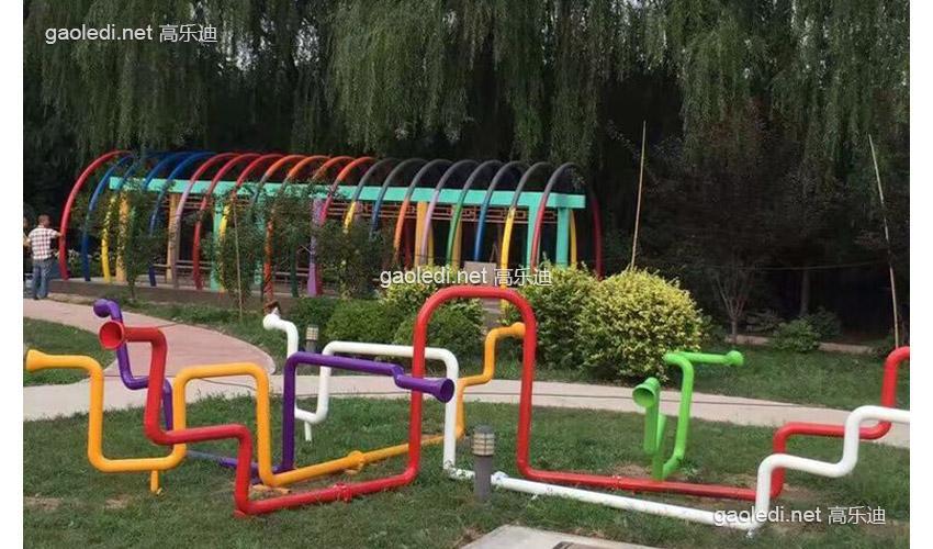 延边儿童游乐设备幼儿园户外器械厂家大全