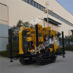 100米履带式打井机性能可靠 XYD-130型液压钻机问题少