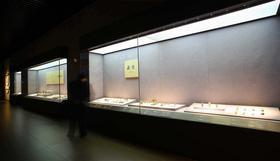 美术馆书画展柜定做,美术馆收藏品展柜定做,深圳专业展柜厂(价格实在)