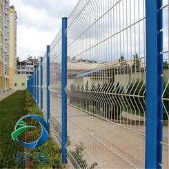 桃型柱护栏网厂家-耀佳丝网质量的保证