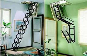 供应伸缩楼梯--伸缩楼梯销售