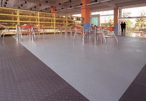 健身房PVC地胶,专业健身房地胶厂家,健身房塑胶地板价格