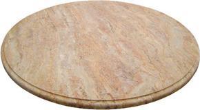 米黄洞石桌面TT123
