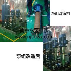 水泵房设备升级改造,水泵房设备维修,泵房增压设备升级改造