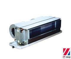 卧式风机盘管 空调系统FP-102风机盘管