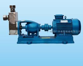 广丰牌25GFX-8托架式不锈钢耐腐蚀自吸泵