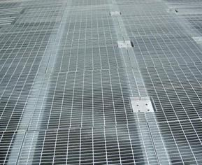 钢格栅吊顶,网格板