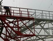 体育馆网架钢结构除锈防腐公司