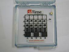 美国SITIME公司MEMS硅振荡器